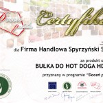 Bułka do Hot Doga